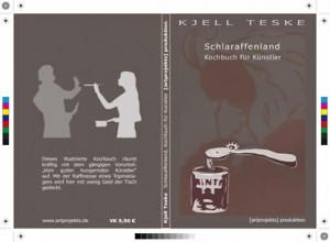 NUTZEN Vorderseite 300x220 Schlaraffenland, Kochbuch für Künstler