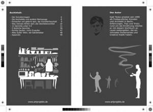 Nutzen Innenseite 300x220 Schlaraffenland, Kochbuch für Künstler